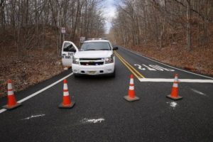 NJ driver got a NY traffic ticket