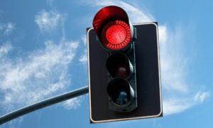 Running Red Light Traffic Ticket