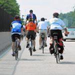 Bikers in New York